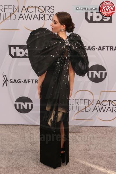 Alison Brie - Los Angeles - 27-01-2019 - Ma come ti vesti? Le 10 cose più strane indossate dalle star