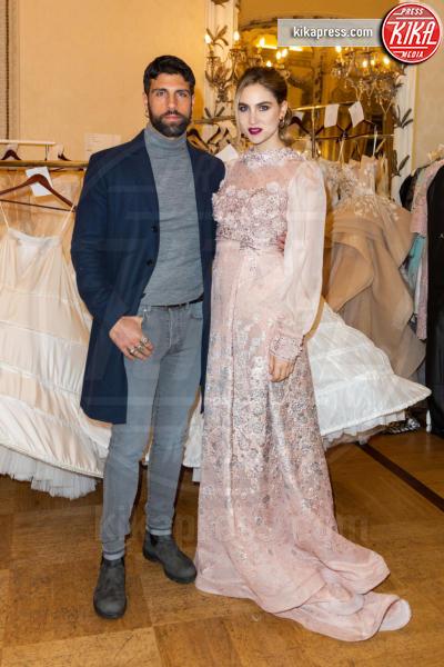Gilles Rocca, Miriam Galanti - 27-01-2019 - AltaRoma 2019: il messaggio di speranza del World of Fashion