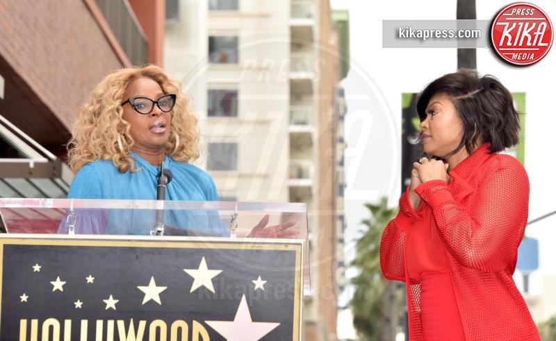 Taraji P. Henson, Mary J. Blige - Hollywood - 28-01-2019 - Taraji P. Henson, una stella al bacio!