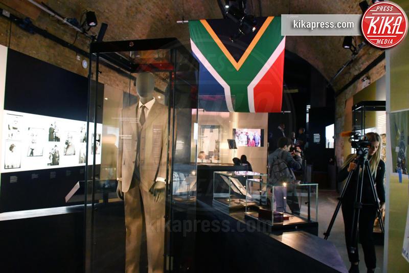 Londra - 07-02-2019 - Londra celebra Nelson Mandela con una mostra sulla sua vita
