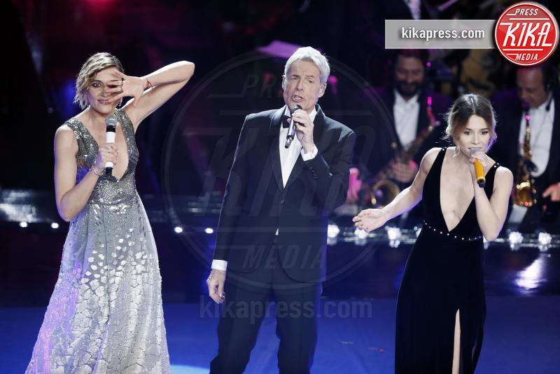 10-02-2019 - Sanremo 2019, Anna Foglietta vs Ultimo: