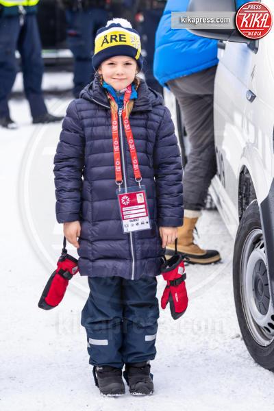 Princess Estelle - 10-02-2019 - Victoria di Svezia: neanche l'infortunio l'allontana dagli sci