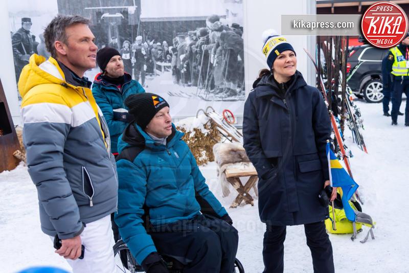 Crown Princess Victoria - 10-02-2019 - Victoria di Svezia: neanche l'infortunio l'allontana dagli sci