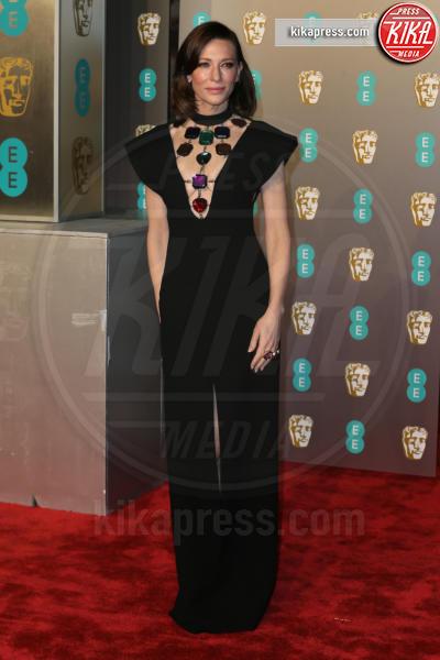 Cate Blanchett - Londra - 10-02-2019 - Cate Blanchett, l'angelo biondo ha cambiato look: ora e' cosi'