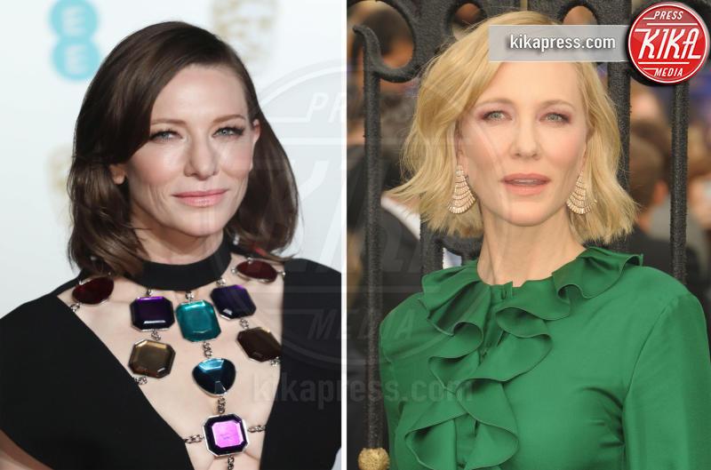 Cate Blanchett, l'angelo biondo ha cambiato look: ora e' cosi'