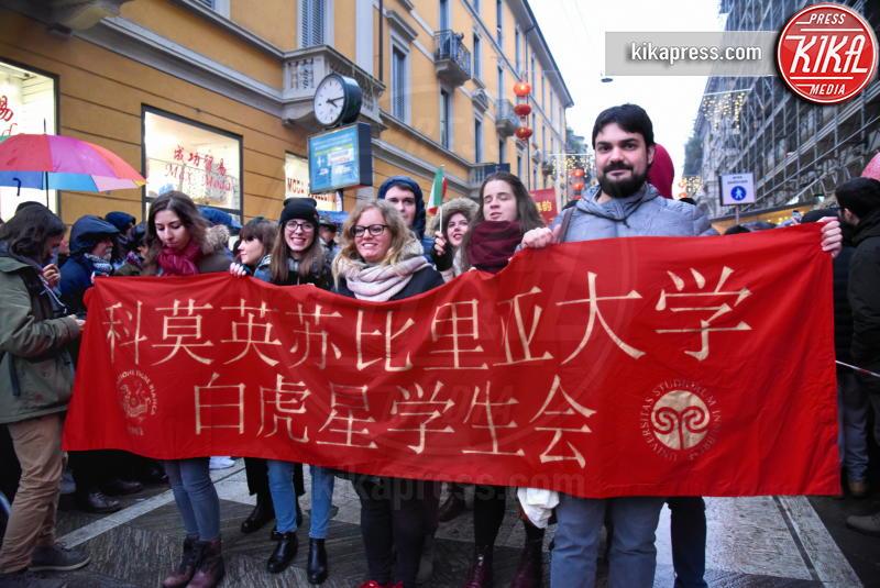 10-02-2019 - Capodanno Cinese a Milano: in migliaia in piazza
