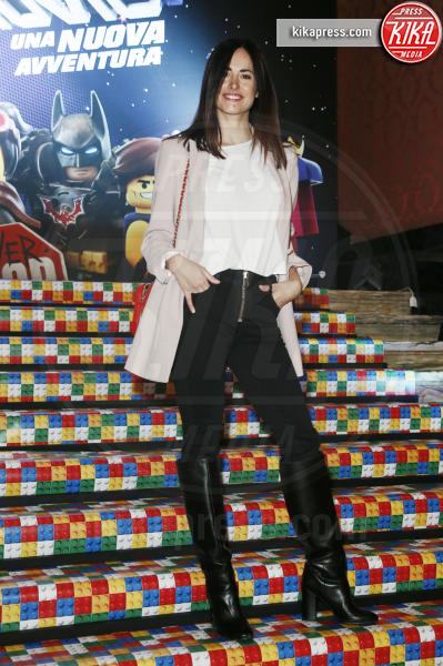 Michela Coppa - Milano - 17-02-2019 - Melissa Satta, eterna bambina alla première di The Lego Movie 2