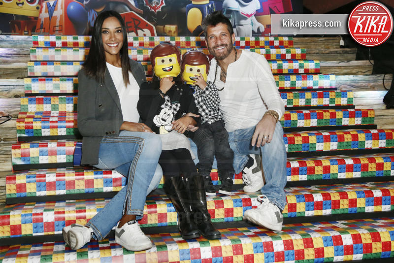 Edoardo Stoppa, Juliana Moreira - Milano - 17-02-2019 - Melissa Satta, eterna bambina alla première di The Lego Movie 2