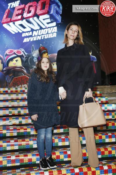 Roberta Ruiu - Milano - 17-02-2019 - Melissa Satta, eterna bambina alla première di The Lego Movie 2