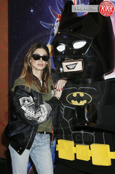 Melissa Satta - Milano - 17-02-2019 - Melissa Satta, eterna bambina alla première di The Lego Movie 2