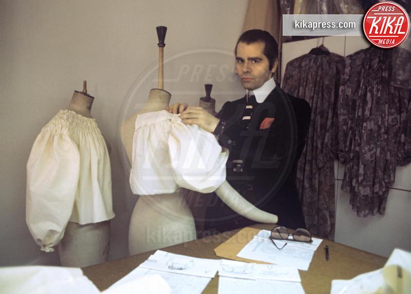 Karl Lagerfeld - Parigi - 01-01-1979 - Karl Lagerfeld, ecco le sue ultime volontà