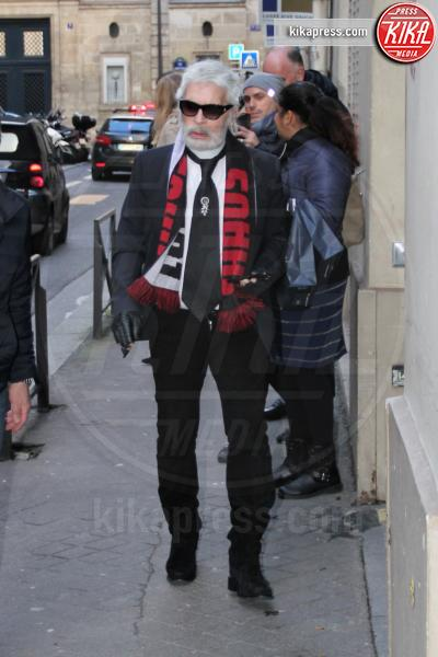 Karl Lagerfeld - Parigi - 28-03-2018 - Karl Lagerfeld, ecco le sue ultime volontà