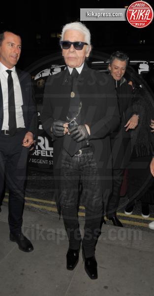 Karl Lagerfeld - Londra - 13-03-2014 - Karl Lagerfeld, ecco le sue ultime volontà