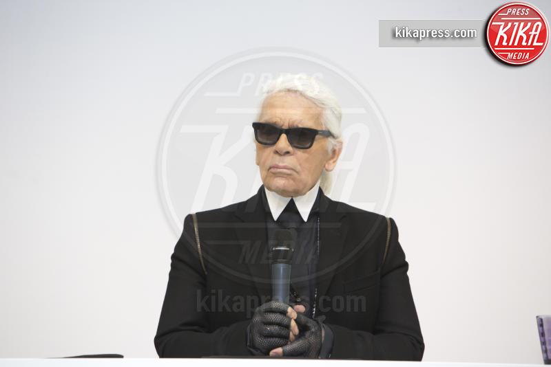 Karl Lagerfeld - Essen - 14-02-2014 - Karl Lagerfeld, ecco le sue ultime volontà
