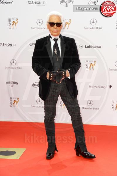 Karl Lagerfeld - Berlino - 14-11-2013 - Jameela Jamil contro Lagerfeld: