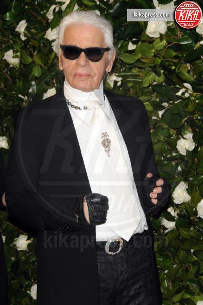 Karl Lagerfeld - Manhattan - 05-11-2013 - Jameela Jamil contro Lagerfeld: