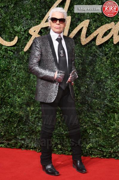 Karl Lagerfeld - Londra - 23-11-2015 - Karl Lagerfeld, ecco le sue ultime volontà