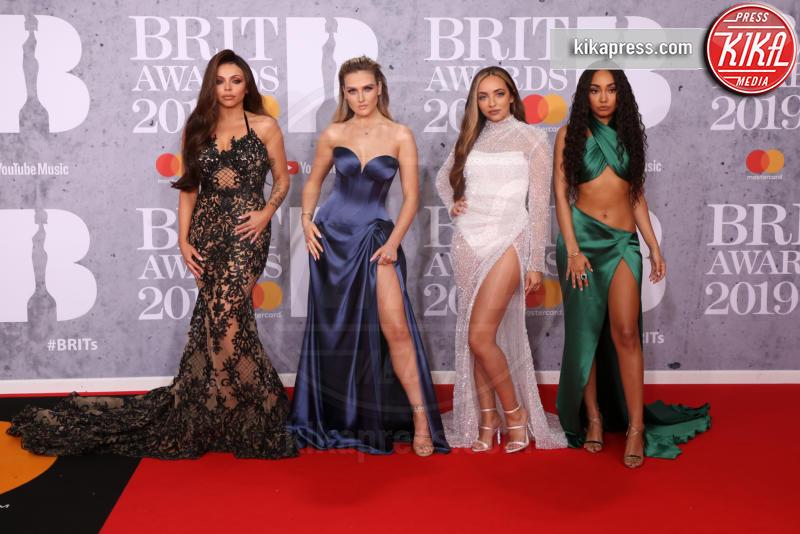Little Mix - Londra - 20-02-2019 - Brit Awards 2019: Dua Lipa talento e bellezza da vendere