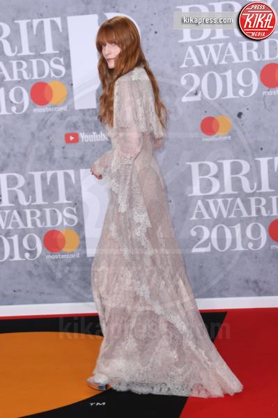 Florence Welch - Londra - 20-02-2019 - Brit Awards 2019: Dua Lipa talento e bellezza da vendere
