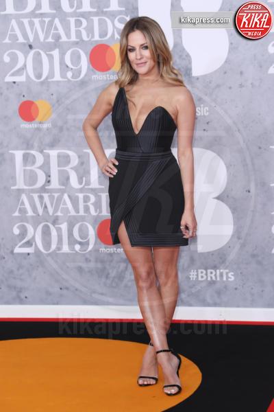 Caroline Flack - Londra - 20-02-2019 - Brit Awards 2019: Dua Lipa talento e bellezza da vendere