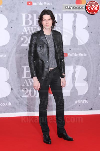 James Bay - Londra - 20-02-2019 - Brit Awards 2019: Dua Lipa talento e bellezza da vendere