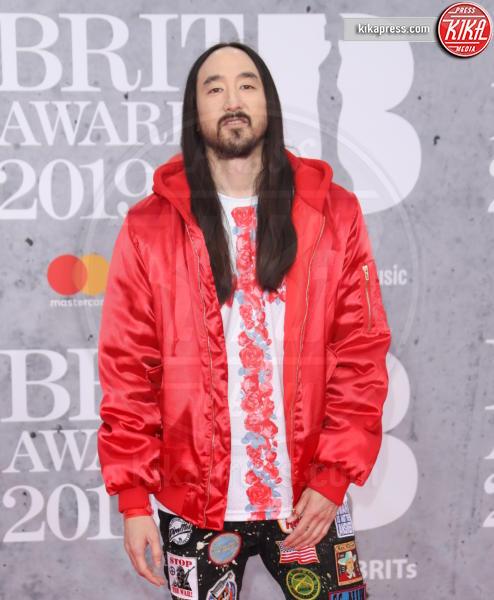 Steve Aoki - Londra - 20-02-2019 - Brit Awards 2019: Dua Lipa talento e bellezza da vendere