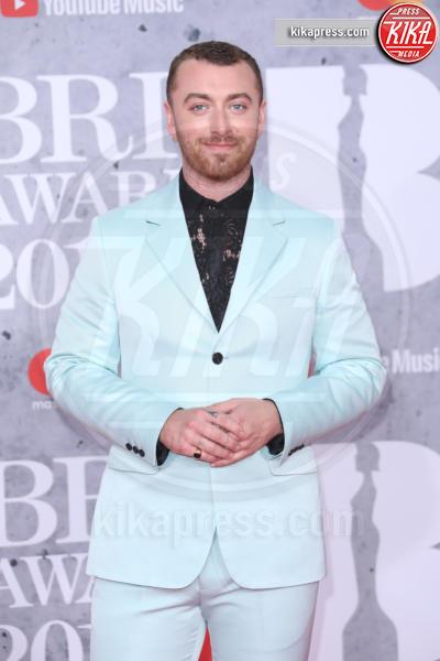 Sam Smith - Londra - 20-02-2019 - Brit Awards 2019: Dua Lipa talento e bellezza da vendere