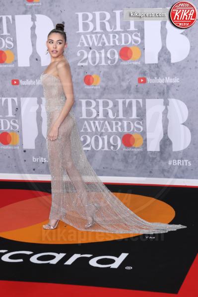 Madison Beer - Londra - 20-02-2019 - Brit Awards 2019: Dua Lipa talento e bellezza da vendere