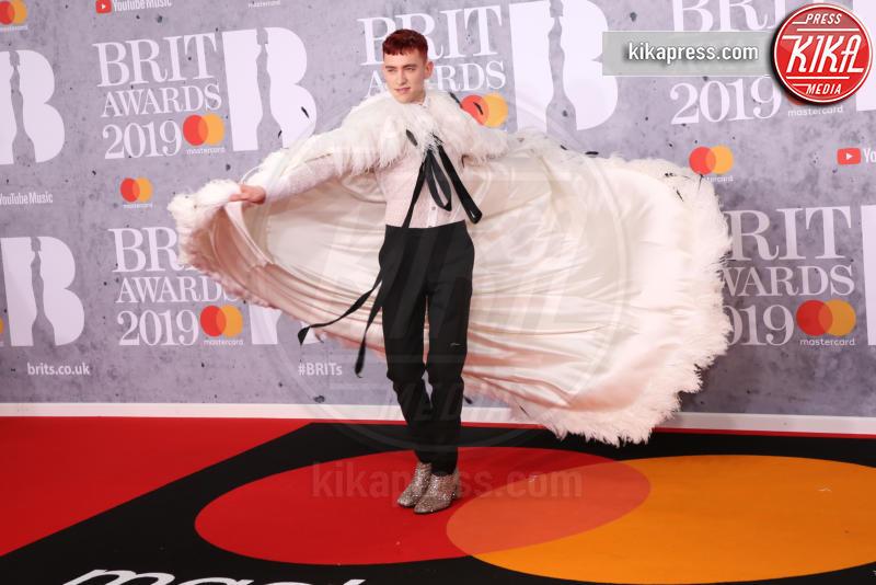Years, Years &amp - Londra - 20-02-2019 - Brit Awards 2019: Dua Lipa talento e bellezza da vendere