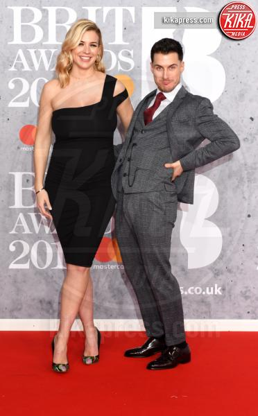 Gorka Márquez, Gemma Atkinson - Londra - 20-02-2019 - Brit Awards 2019: Dua Lipa talento e bellezza da vendere
