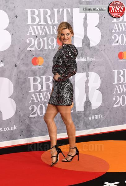 Ashley Roberts - Londra - 20-02-2019 - Brit Awards 2019: Dua Lipa talento e bellezza da vendere