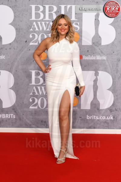 Emily Atack - Londra - 20-02-2019 - Brit Awards 2019: Dua Lipa talento e bellezza da vendere