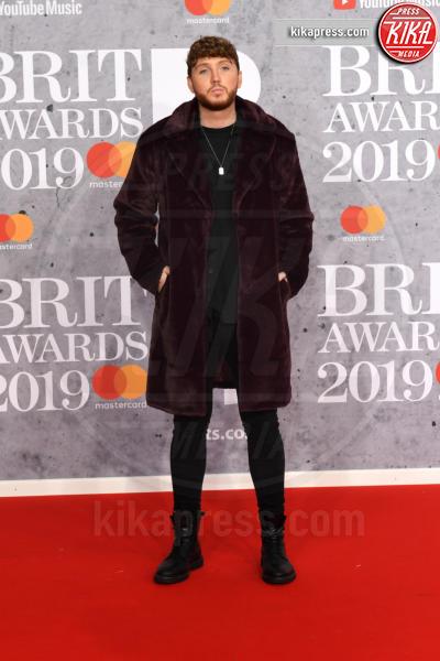 James Arthur - Londra - 20-02-2019 - Brit Awards 2019: Dua Lipa talento e bellezza da vendere
