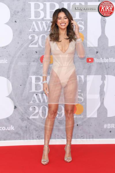 Montana Brown - Londra - 20-02-2019 - Brit Awards 2019: Dua Lipa talento e bellezza da vendere