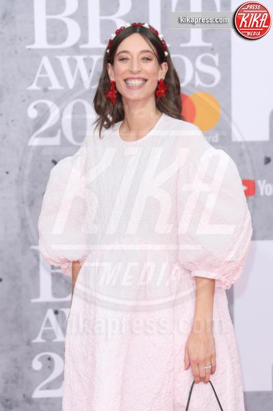 Laura Jackson - Londra - 20-02-2019 - Brit Awards 2019: Dua Lipa talento e bellezza da vendere
