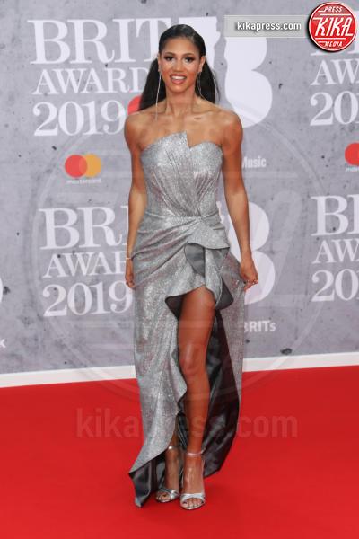 Vick Hope - Londra - 20-02-2019 - Brit Awards 2019: Dua Lipa talento e bellezza da vendere