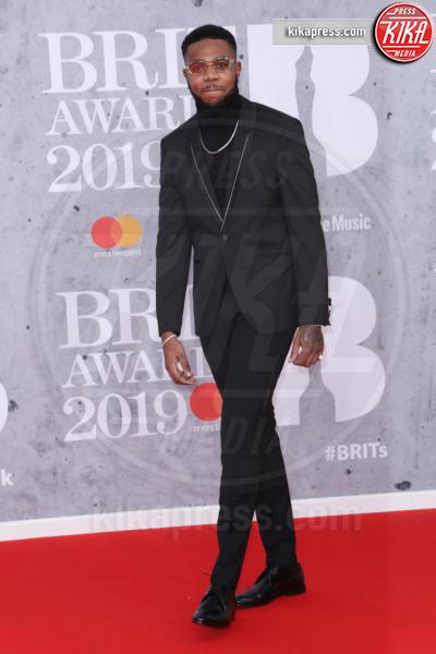 Ramz - Londra - 20-02-2019 - Brit Awards 2019: Dua Lipa talento e bellezza da vendere