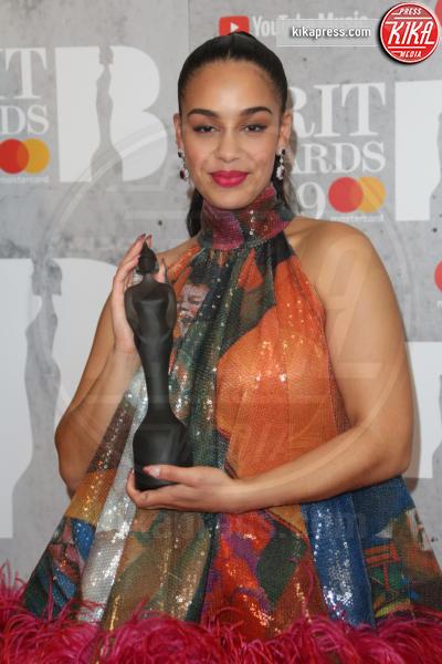 Jorja Smith - Londra - 20-02-2019 - Brit Awards 2019: Dua Lipa talento e bellezza da vendere