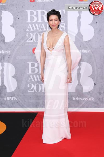 Renee Puente - Londra - 20-02-2019 - Brit Awards 2019: Dua Lipa talento e bellezza da vendere
