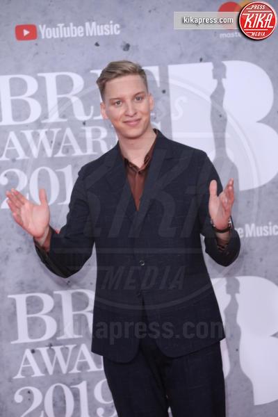 George Ezra - Londra - 20-02-2019 - Brit Awards 2019: Dua Lipa talento e bellezza da vendere