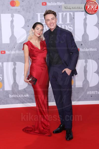 Roman Kemp - Londra - 20-02-2019 - Brit Awards 2019: Dua Lipa talento e bellezza da vendere