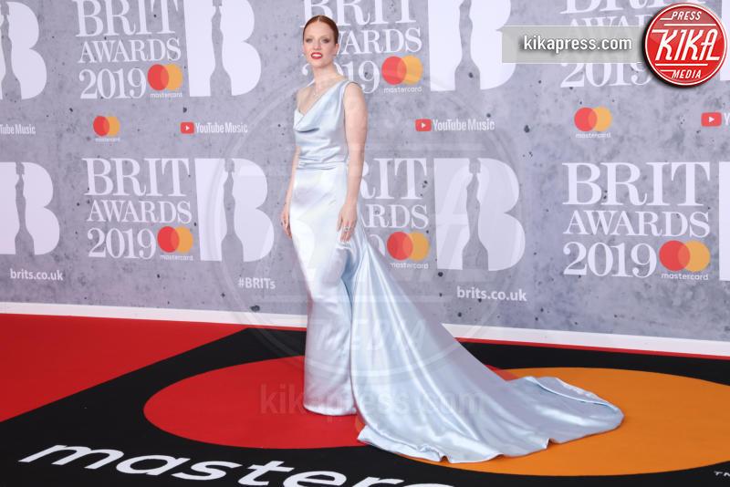 Jess Glynne - Londra - 20-02-2019 - Brit Awards 2019: Dua Lipa talento e bellezza da vendere