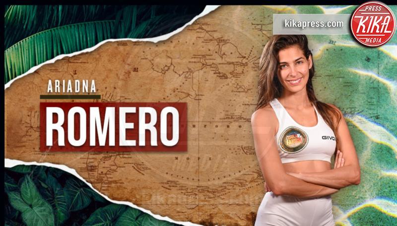 Ariadna Romero - 21-02-2019 - Isola dei Famosi, Ariadna Romero lasciata in diretta