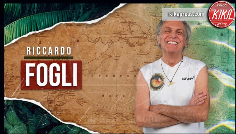 Riccardo Fogli - 21-02-2019 - Isola dei Famosi, Ariadna Romero lasciata in diretta