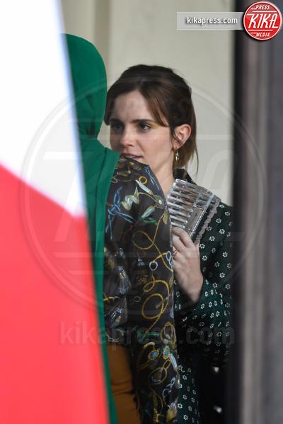 Emma Watson - Parigi - 19-02-2019 - Emma Watson e Macron, la svolta politica della strega Hermione