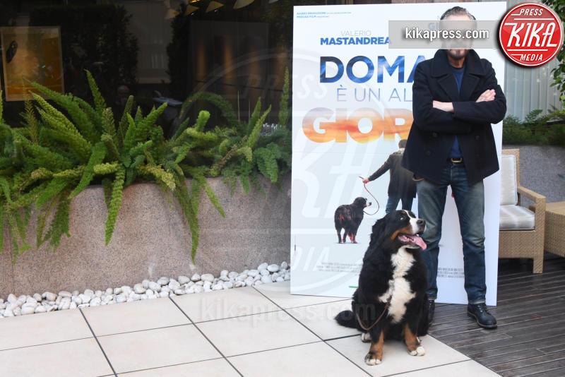 Marco Giallini - Roma - 21-02-2019 - Con Giallini e Mastandrea in fondo... Domani è un altro giorno!