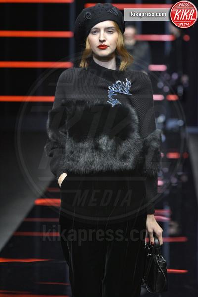 Milano - 21-02-2019 - Milano Fashion Week: è il momento di Emporio Armani