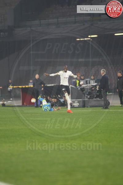 Elseid Hysaj - Napoli - 21-02-2019 - Europa League: il Napoli batte 2-0 lo Zurigo e va agli Ottavi