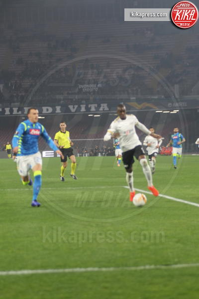 Piotr Zielinski - Napoli - 21-02-2019 - Europa League: il Napoli batte 2-0 lo Zurigo e va agli Ottavi