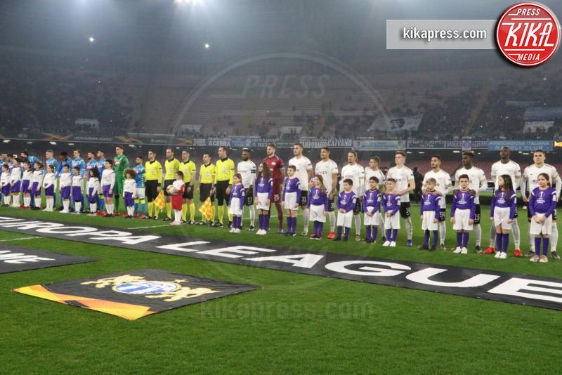 SSC Napoli - Napoli - 21-02-2019 - Europa League: il Napoli batte 2-0 lo Zurigo e va agli Ottavi